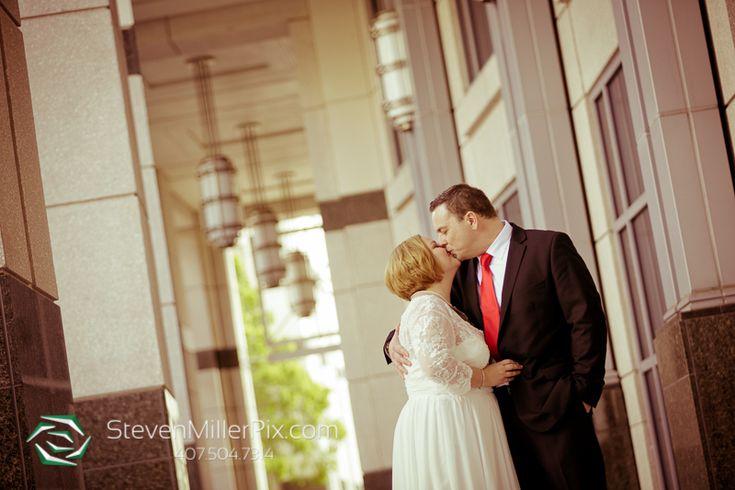 Affordable Wedding Photography Orlando: Downtown Orlando Courthouse Weddings