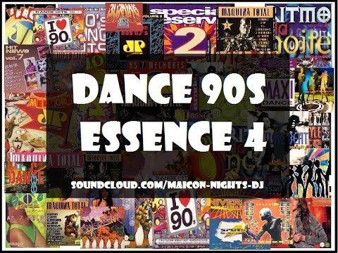 DANCE 90s ESSENCE Vol.4 (1989/1993)(Eurodance/Euro House) Mixado por MAI...