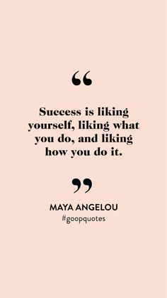 What does success mean to you? We think this is a pretty great response. Click through for a piece on how the idea of perfection has become so pervasive in our society, and how we might try to change our thinking of it going forward. | Pinned to Nutrition Stripped | Thoughts