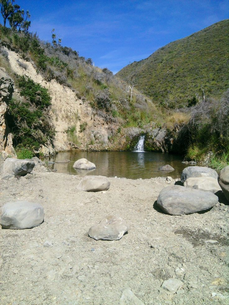 Swim hole