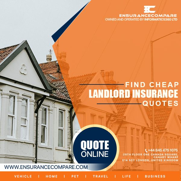 Landlord Insurance Policy Helps A Landlord And A Tenant To Be Safe