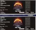 #Ticket  Black Sabbath 2 Tickets The End 8. Juni 2016 Waldbühne Berlin #Ostereich