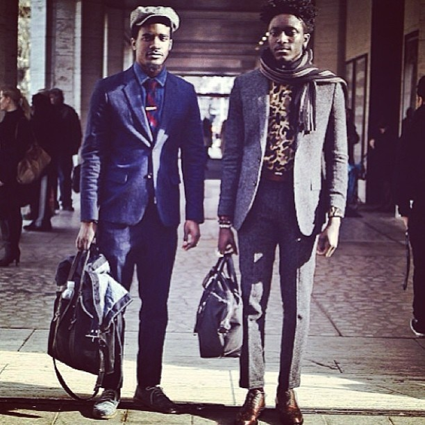 Best of Men's Fashion: Photo journal by Street Etiquette's Joshua Kissi and Travis Gumbs