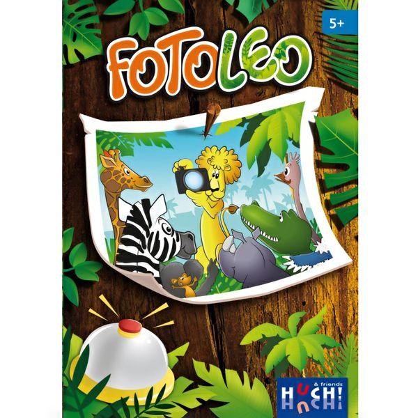 Producător: Huch & Friends  Zâmbiți, va rog! Leul, girafa sau zebra?