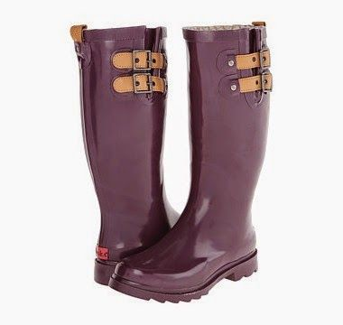 1000  images about Womens Wide Calf Rain Boots on Pinterest ...