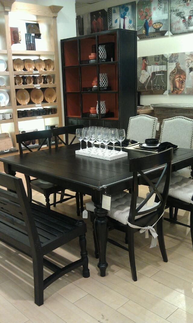 Kitchen table @ Urban Home