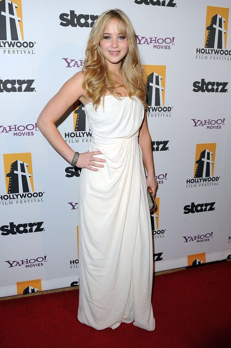 Jennifer Lawrence's Fashion Timeline | Teen Vogue