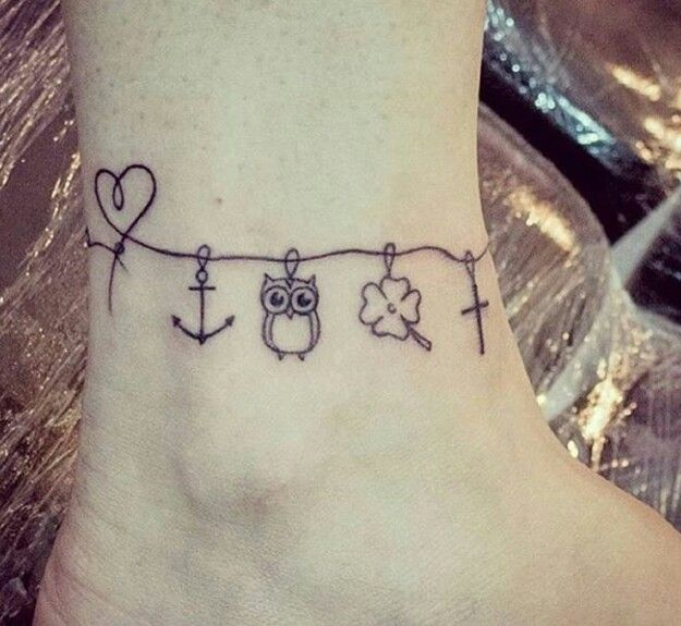 Fotos das lindas tatuagens femininas, super delicadas para tatuar! Escolha a tatuagem feminina perfeita neste post recheado com mais de 300 fotos perfeitas!