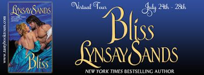 Teatime and Books: Virtual Tour & Review ~ Bliss by Lynsay Sands