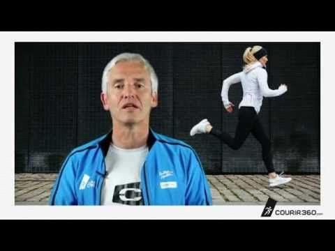 Echauffement en course à pied et exercices de renforcement musculaire - YouTube