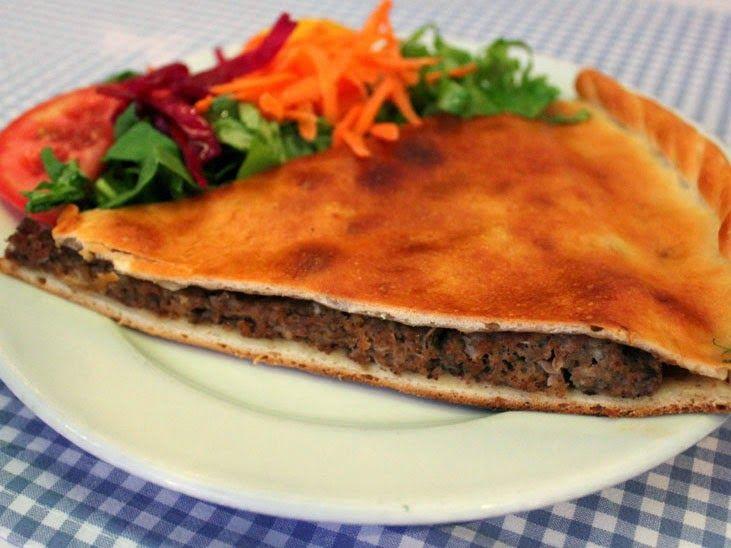Genel Bilgiler  Kategori : Börek Tarifleri  Etnik : Çerkez Yemek Tarifleri  Pişirme Yöntemi : Fırın Tarifleri  Porsiyon : 6  Hazırlanma ...