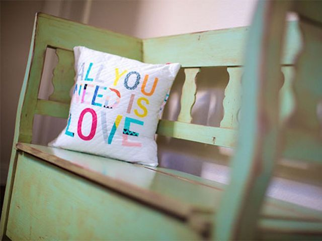 The Secret to Making an Envelope-Style Throw Pillow in Any Size