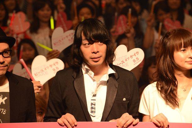 加藤ミリヤ&峯田和伸、映画イベントで「愛を叫びに来ました!」(画像 38/43) - 音楽ナタリー