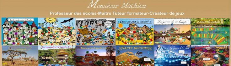 BLOG de Monsieur Mathieu NDL Cycle2 Grande section CP CE1 | Ressources GS CP CE1 CE2 et fichiers téléchargeables pour professeurs des écoles et instits