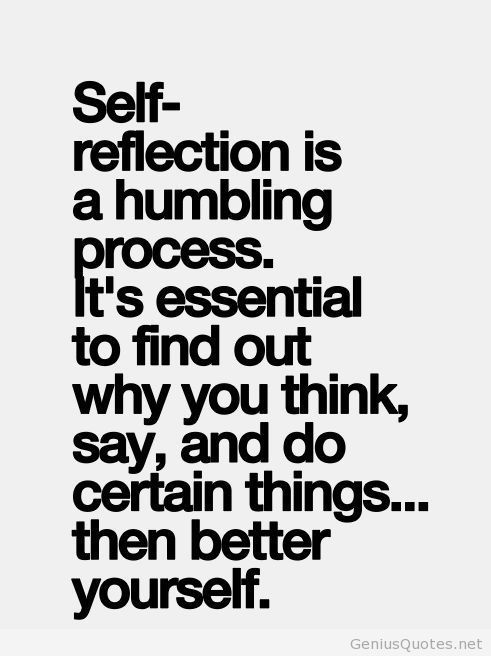 Best 25+ Self reflection quotes ideas on Pinterest