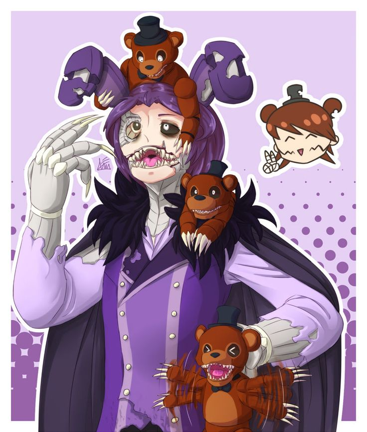 nightmare fazbear babysisting? by kkkkenway on DeviantArt