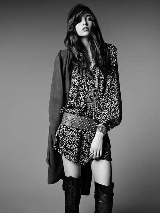The PSYCH ROCK collection from Saint Laurent by Hedi Slimane 41 | Fashion | Vogue