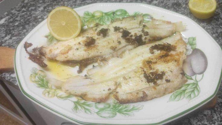 Lenguado a la meuniere pescado en este caso lenguado con for Ingredientes tipicos de francia