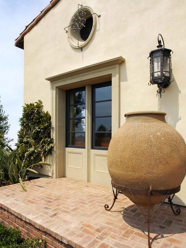 Stucco And Brick Exterior stucco and brick home exterior - really want to redo the house in