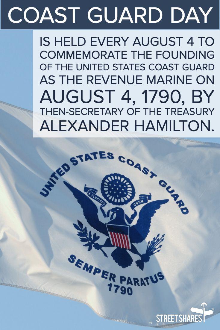 Happy Coast Guard Day Source Https En Wikipedia Org Wiki Coast Guard Day Coast Guard Coast Guard Boats Coast Guard Rescue