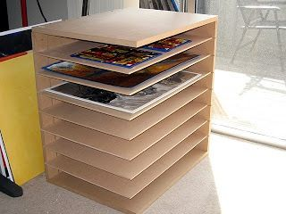 1000 Images About Drying Racks For Art Studios On