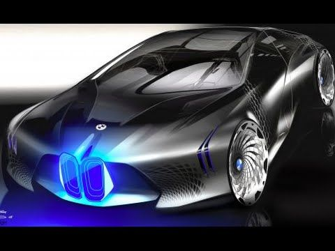 Car Design: Rolls-Royce VISION NEXT 100 (Exterior) - YouTube