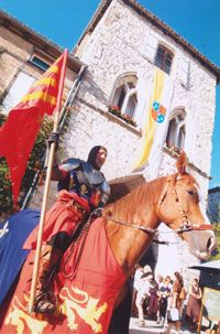 Spectacle annuel - Montflanquin - Lot et Garonne