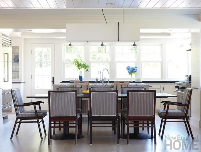 A Classic Blue And White Kitchen What Could Be Better Interior Design By Heather Wells Fox Photography Michael Partenio