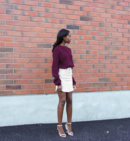 More looks by Sylvie Mus: http://lb.nu/sylviemus  #chic #minimal #street #sweater #autumn