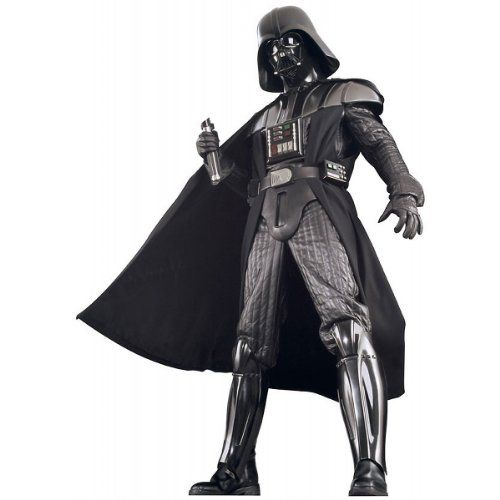 Rubies Star Wars Supreme Edition Adult Darth Vader Costume - Standard | 909877 Rubie's Costume Co http://www.amazon.com/dp/B000VO7558/ref=cm_sw_r_pi_dp_s19Vtb06M83JED7M