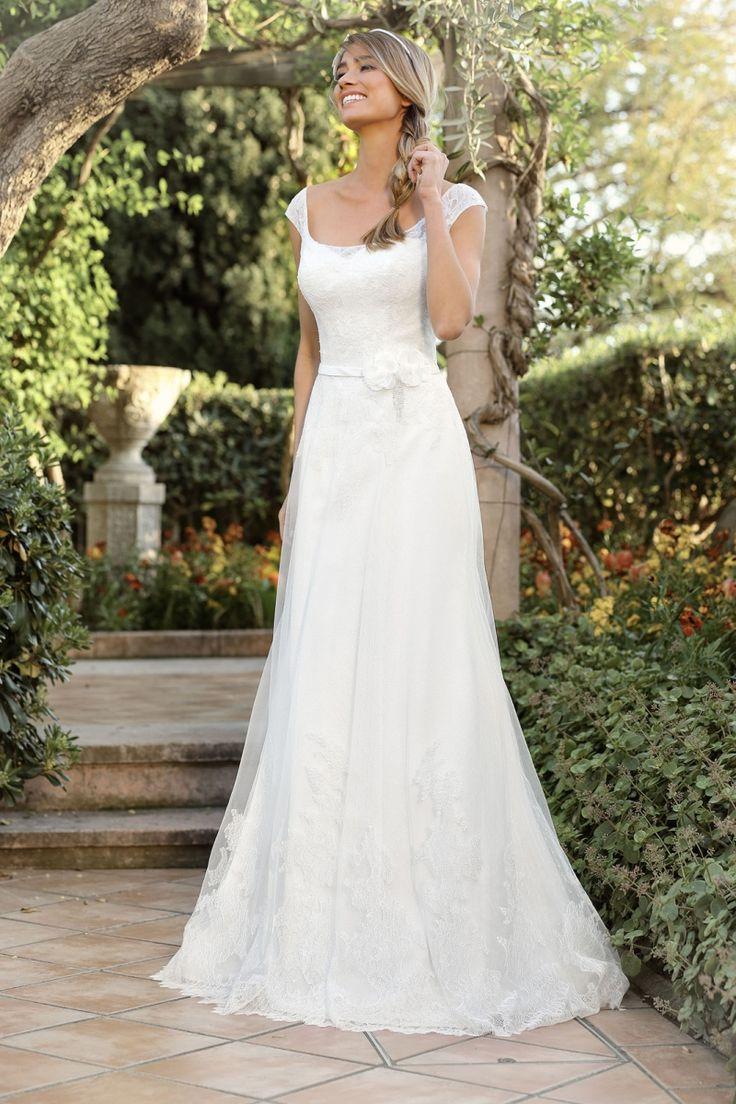 Berühmt Rustikale Schicke Hochzeitskleid Bilder - Brautkleider Ideen ...