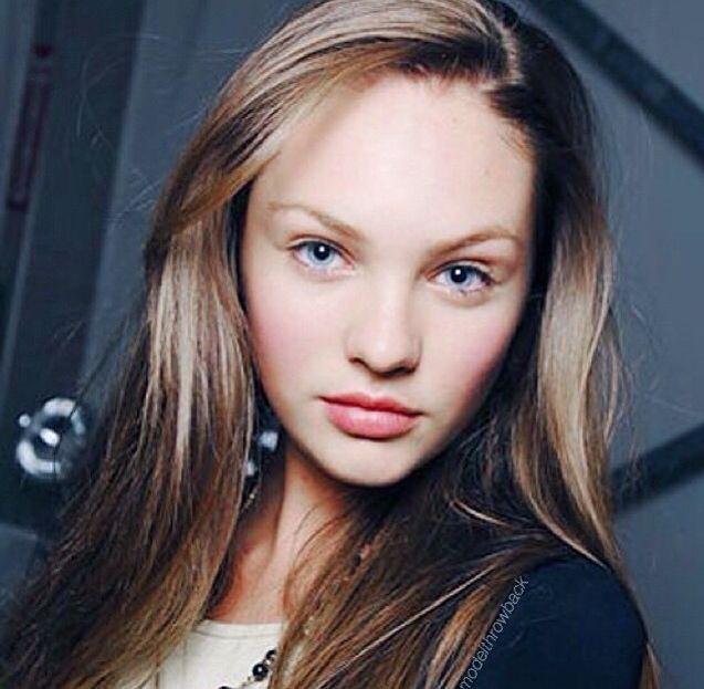 Candice age 16   Model...