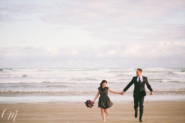 Middleton Beach Huts Wedding Photographer | Lucinda May Photography
