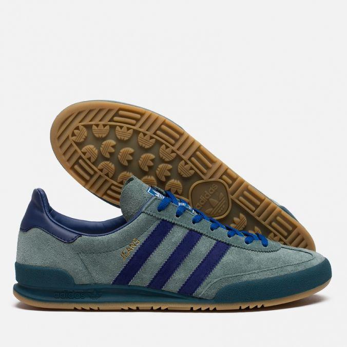 Authentic 159681 Adidas Ax Flux Unisex Solar Blue Shoes