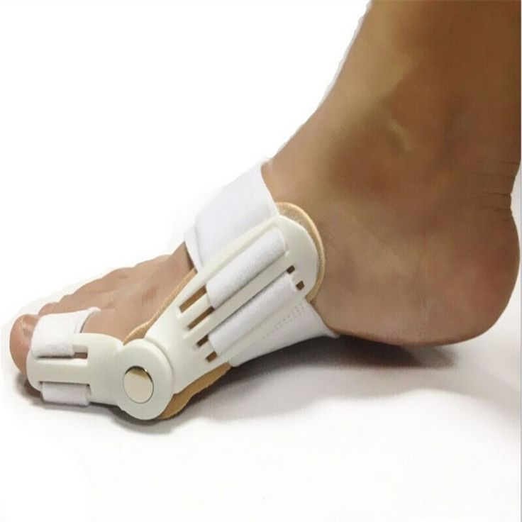 Feet care New Big Bone Toe Bunion Splint Corrector Foot Pain Relief Orthotics Hallux Valgus pro for pedicure orthopedic braces