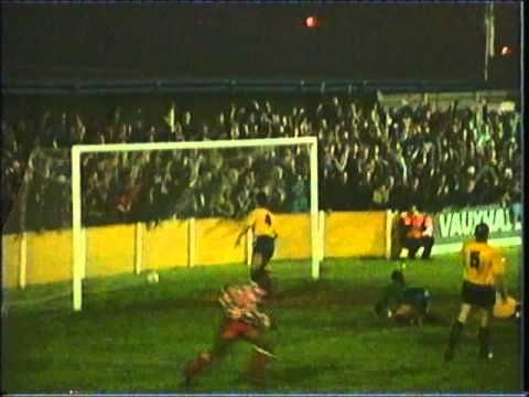 Reading FC v Slough Town FA Cup 91/92