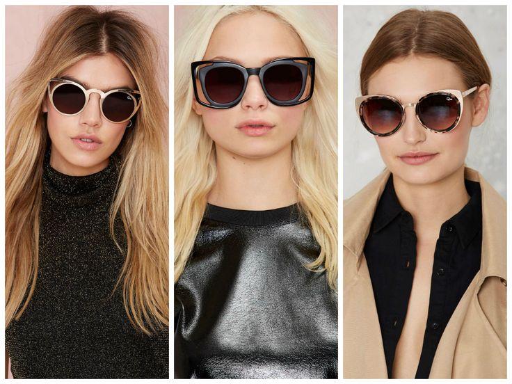 Ochelari de soare la moda in 2016: de ce sa ii porti