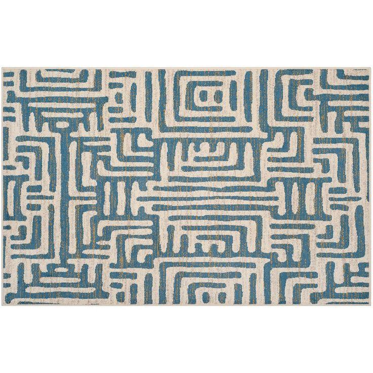 Safavieh Amsterdam Wester Geometric Rug, Multicolor
