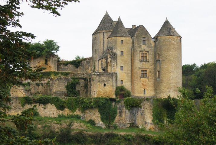Souvient toi mon Bel Amour de ce séjour divin! Château de Salignac-Fénelon