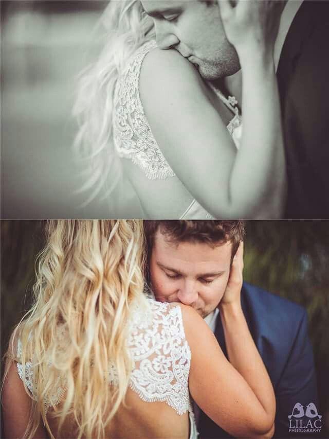 Janien's wedding gown