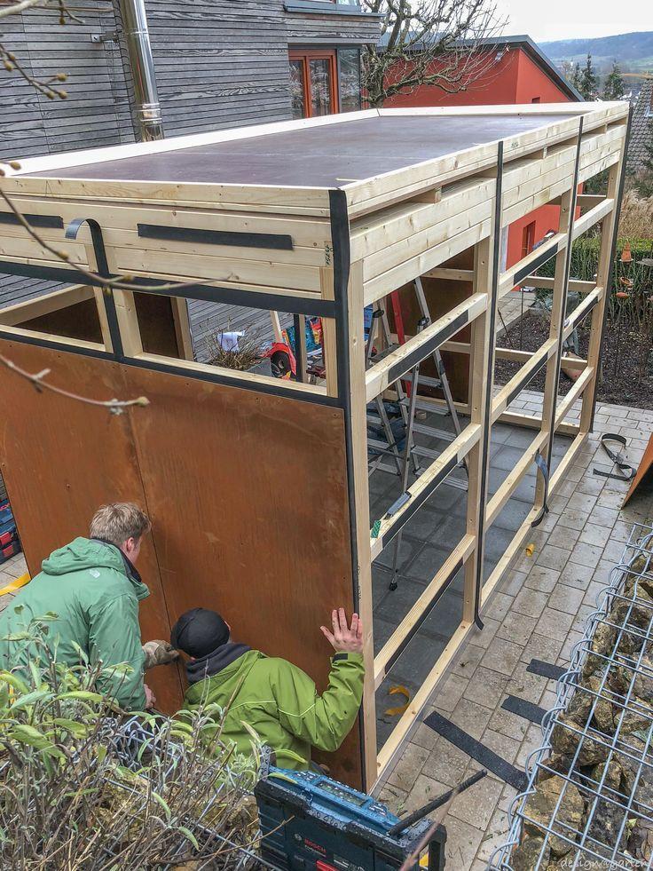 Diy Pallets Design Gartenhaus Gartenhaus Holzhaus Garten