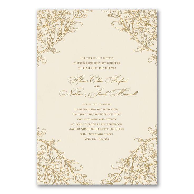 Simple But Elegant Wedding Invitations: 66 Best ♥.•Simple, But Elegant Invites! Images On