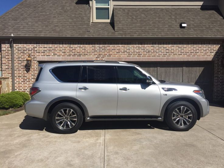 My family is in the market for a new car so I tried the 2017 Nissan Armada for a few days and here is my full review!