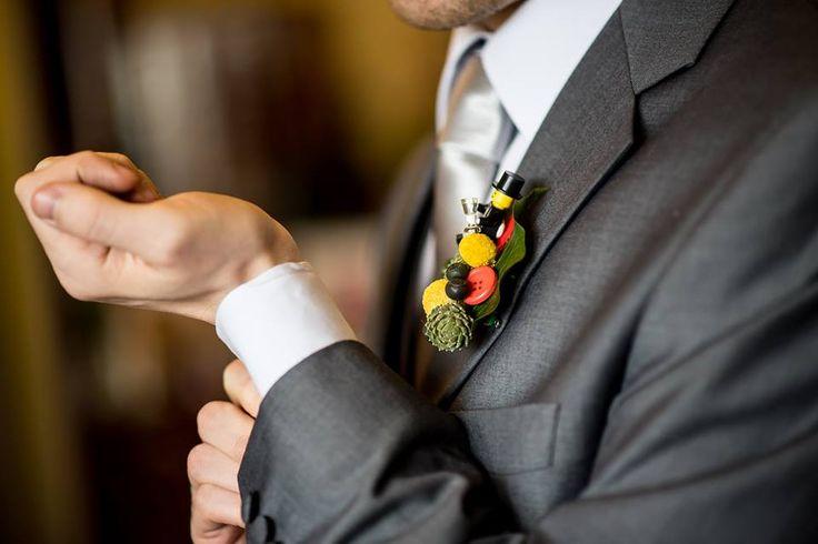 Sárának és Dénesnek egy igazán játékos esküvőt álmodott meg a Wladek Creative csapata sok-sok Lego építőkockával.
