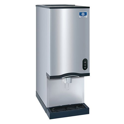 Countertop Ice Maker And Water Dispenser : Countertop Nugget Ice and Water Dispenser- 20 lb Bin