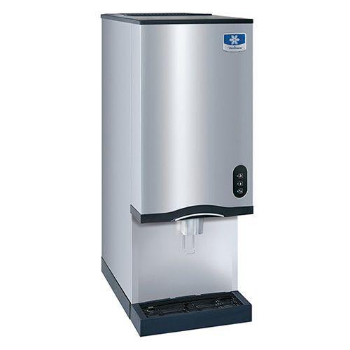 Countertop Ice Machine And Water Dispenser : Countertop Nugget Ice and Water Dispenser- 20 lb Bin