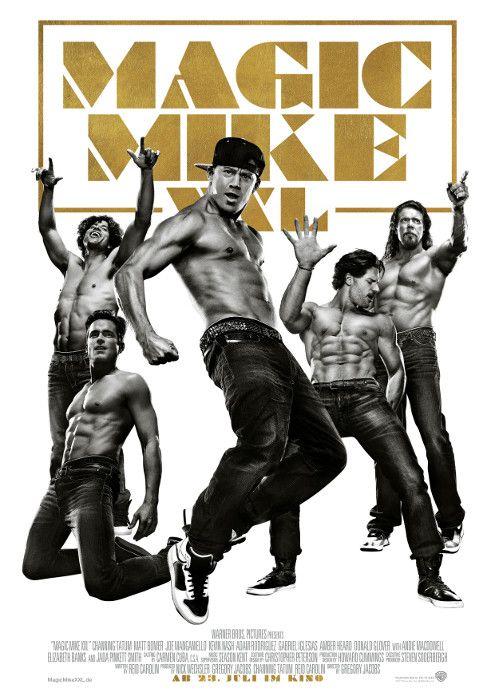 Poster zum Film: Magic Mike XXL