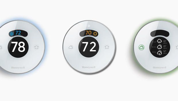 Don't let its looks deceive you. Honeywell's new thermostat is bringing truer intelligence to the smart home.