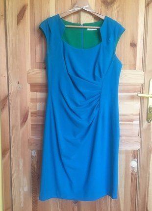 Kup mój przedmiot na #vintedpl http://www.vinted.pl/damska-odziez/krotkie-sukienki/16113826-piekna-sukienka-od-calvina-kleina