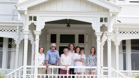 Seven Generations Of The Gordon Family At Clifton - Great Things Grow Here Hawke's Bay